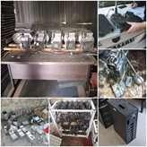 84 دستگاه ماینر و کارت گرافیکی غیرمجاز در شرق شهرستان کرج شناسایی شد