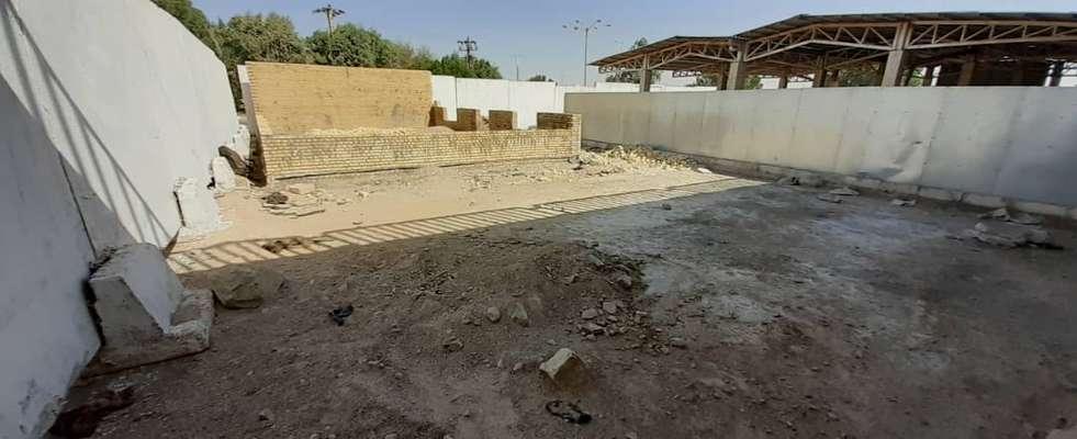 آغاز عملیات اجرایی احداث چهارمین ایستگاه آتش نشانی توسط شهرداری خرمشهر