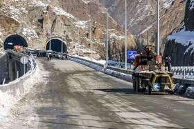 فاز دوم آزادراه تهران-شمال به کجا رسید؟