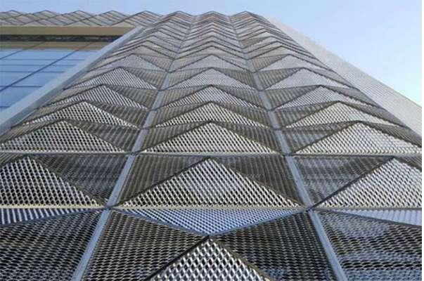 همه چیز دربارهی ساختمانهای مدرن