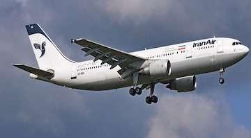 """برقراری پروازهای """"هما"""" به پاکستان"""