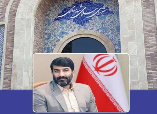 پیام تبریک شهردار ساری به منتخبان مردم در ششمین دوره شورای اسلامی شهر ساری