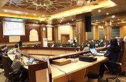 یکصد و هشتاد و هفتمین جلسه صحن علنی شورای اسلامی شهر شیراز برگزار شد