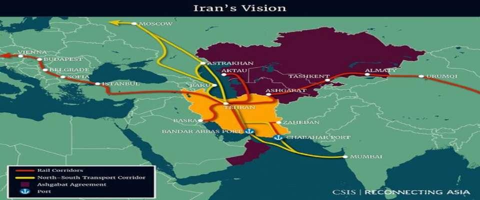 تجارت از بندرعباس تا روسیه معطل یک خط ریل! / قطار به عسلویه هم میرود؟