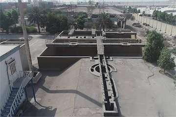 آغاز تعمیرات اساسی ابنیه و تاسیسات و شهرکهای مسکونی بندر شهید رجایی