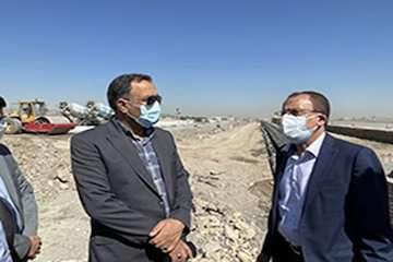 بررسی روند پروژههای عمرانی فرودگاه مشهد با حضور مدیرکل عمران و توسعه فرودگاهها