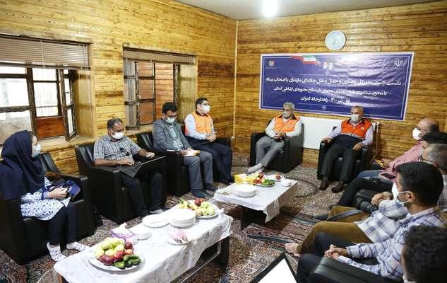 روکش حفاظتی نوین در ۴۰۰ کیلومتر از راههای مازندران آغاز شد