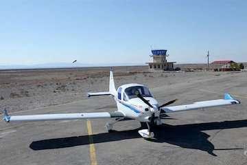 توقف پرواز هواپیمای بلوبرد و شرکتهای بهرهبردار هواپیماهای سبک و فوق سبک خاطی
