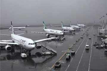 احداث مرکز سوختگیری هوایی بینالمللی در فرودگاه آبادان/ برنامهریزی برای ساخت دیوار حفاظتی جدید