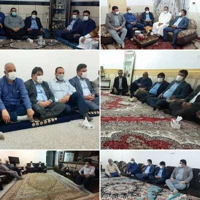 منصور علوانی شهردار خرمشهر با منتخبین مردم در ششمین دوره شورای شهر دیدار کرد