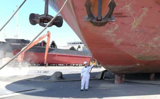 نخستین بانوی دریانورد ایرانی خزر: دریانوردی شغل انحصاری مردان نیست
