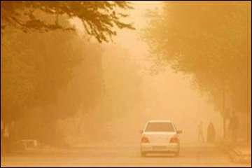 خیزش گردوخاک و کاهش کیفیت هوا در شرق و جنوبشرق/بارش پراکنده و رعدوبرق در کرمان، هرمزگان و سیستانوبلوچستان