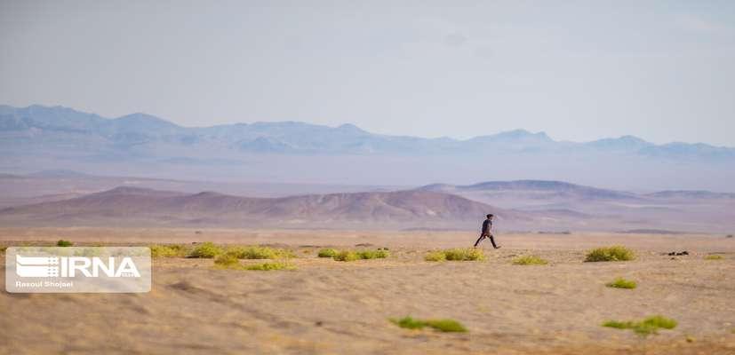 تالاب خشک گاوخونی تهدید بالقوه انتشار ریزگرد به 6 استان کشور است