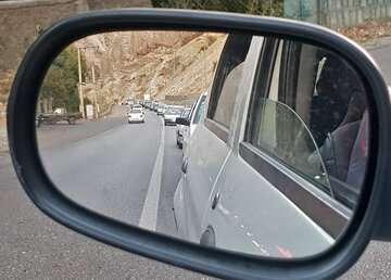 کاهش حدود ۲۱ درصدی تردد جادهای در شبانهروز گذشته