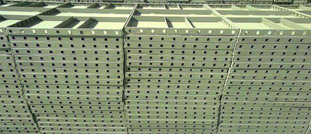خرید قالب فلزی بتن مستقیم از تولیدکننده
