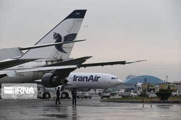هما از مسافران پرواز شیراز به بندرعباس عذرخواهی کرد