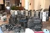 کشف ۱۳۱ دستگاه ماینر غیرمجاز از یک منزل مسکونی در یاسوج