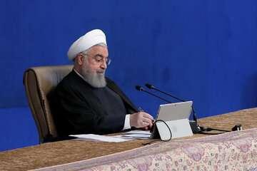 روحانی درگذشت رییس بنیاد مسکن را تسلیت گفت