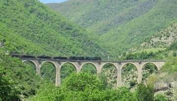 «راه آهن سراسری ایران» ثبت جهانی شد