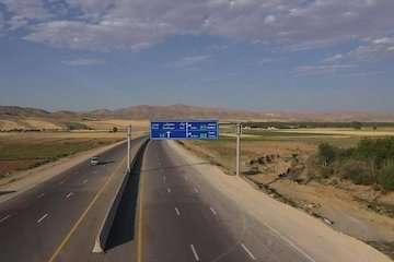 تونل البرز و آزادراه خرمآباد اراک افتتاح میشود