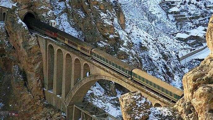 «راهآهن سراسری ایران» شاهدی برجسته از میراث صنعتی بشر است