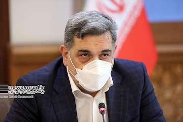 گزارش شهردار تهران در هشتمین جلسه شورای عالی شهرسازی و معماری