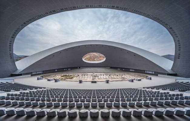 حضور یک اثر ایرانی در بین نامزدهای جشنواره جهانی معماری