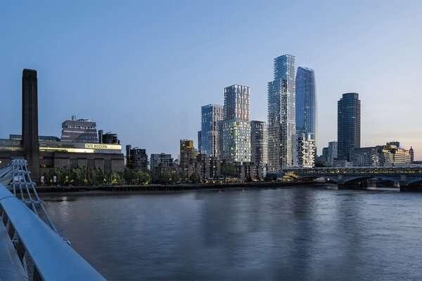 به زودی اتفاق خواهد افتاد: لندن میزبان اولین توسعه شهری بدون کربن