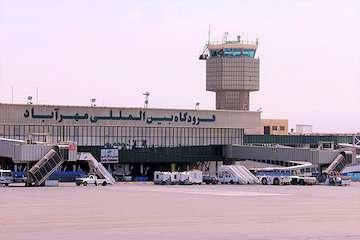 بسته شدن فرودگاههای تهران همزمان با مراسم تحلیف ریاست جمهوری