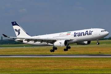 """افزایش پروازهای هفتگی""""هما"""" به مقصد پاریس"""