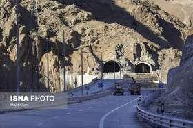 افتتاح تونل البرز، سفر به شمال را ۴۰ دقیقه کاهش میدهد