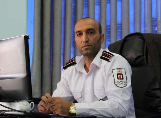 434 عملیات اطفای حریق وامداد توسط آتشنشانی ساری انجام شد
