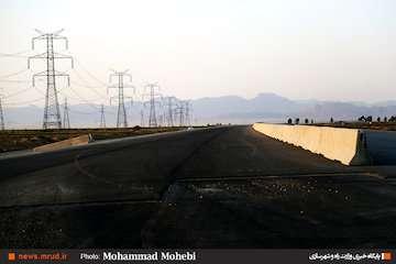 افتتاح ۸ کیلومتر از بخش پایانی کنارگذر شرقی اصفهان