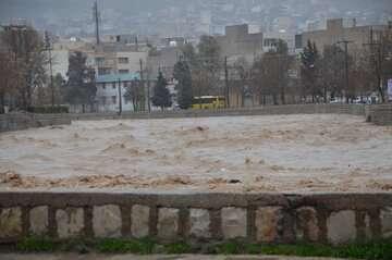 هواشناسی نسبت به طغیان رودخانههای مازندران هشدار داد