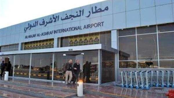 خروج یک فروند هواپیمای ایرباس قشم ایر از باند در فرودگاه نجف