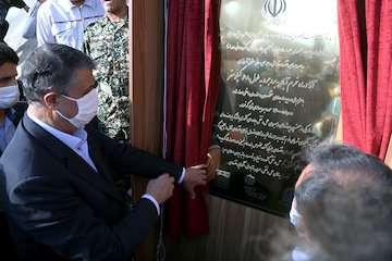 برنامه افتتاح آزادراه بروجرد - خرم آباد با بی سیم برنامه ریزی شده بود نه با قیچی روبان
