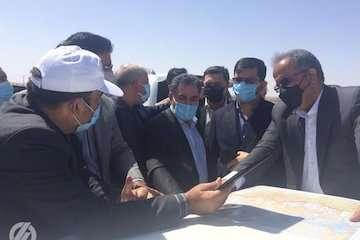 احداث راه آهن زاهدان-زابل-میلک در راستای توسعه محور شرق کشور