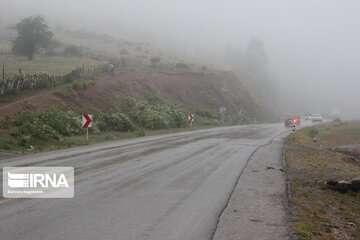 باد و باران در شمال و جنوب کشور ادامه دارد