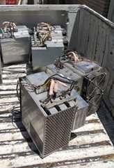 شناسایی و كشف 52 دستگاه استخراج غیرمجاز رمز ارز در تبریز