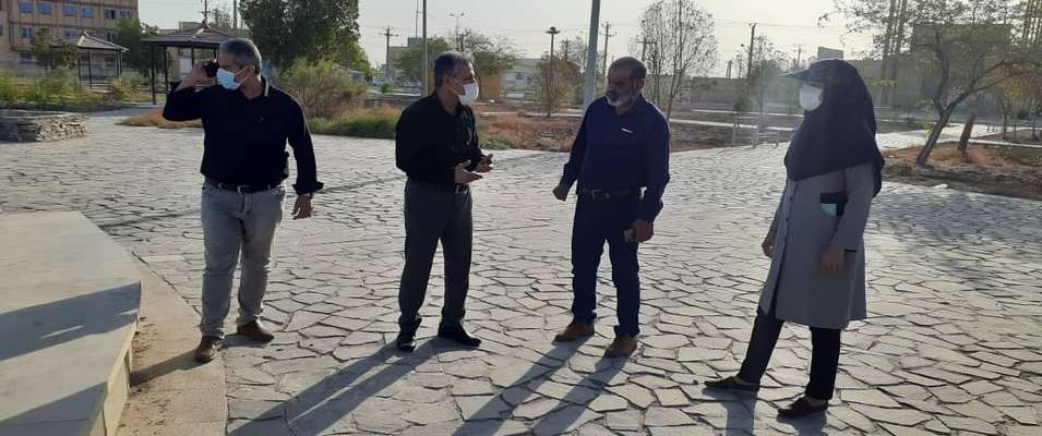 واکنش سریع دربندی سرپرست شهرداری خرمشهر به درخواست یک شهروند