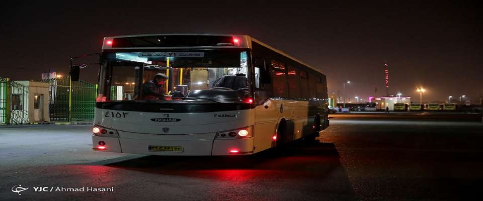 قیمت بلیت اتوبوسهای برگشت زائران اربعین اعلام شد