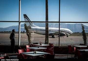 برقراری پروازهای اربعین از فرودگاه شیراز