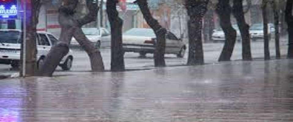سال آبی با ۳۷ درصد کاهش بارندگیها به پایان رسید