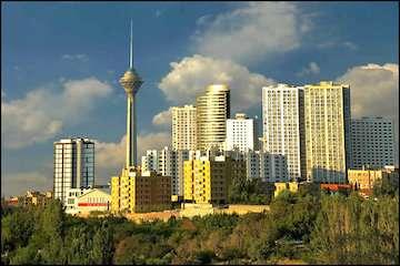 تهران طی سه روز آینده آسمانی صاف خواهد داشت/کاهش ۶ تا ۱۰ درجه ای دما در اردبیل و استانهای ساحلی دریای خزر