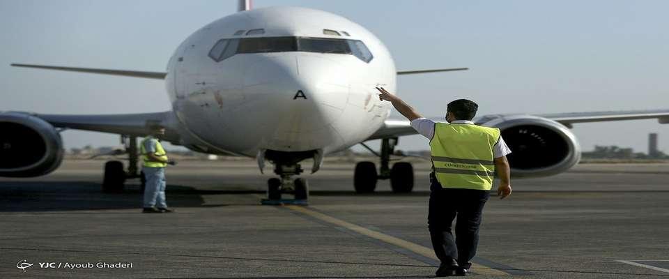 تمام پروازهای اربعینی با تاخیر انجام میشوند!
