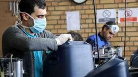 نصف کارگران شهرکهای صنعتی در تهران واکسن زدند