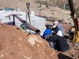 بهره برداری از مخزن ۳ هزار مترمکعبی شهر پاوه
