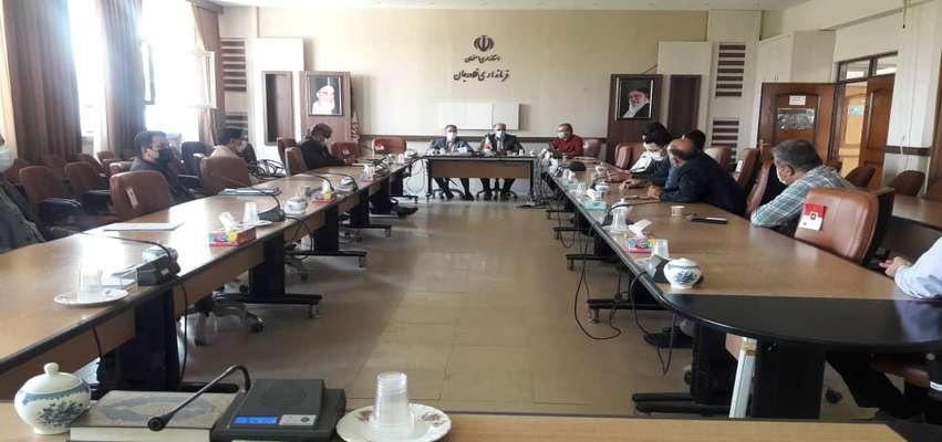 برگزاری نخستین جلسه کارگروه پسماند شهرستان فلاورجان