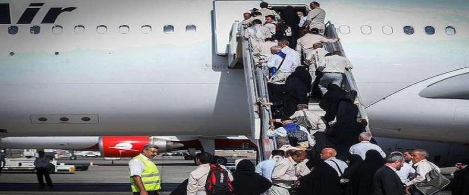 حضور وزیر راه در فرودگاه امام خمینی برای بررسی مشکلات زائران اربعین