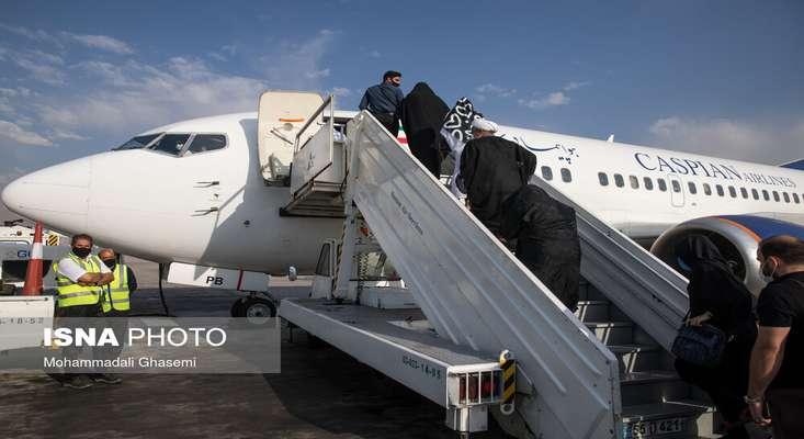 ۹۸درصد پروازهای اربعین به نرخ مصوب فروخته شد/ ایرلاینها مقصر گرانفروشی نیستند!